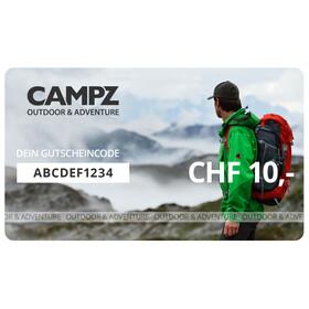 CAMPZ Geschenkgutschein CHF 10